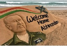India Welcome Wing Commander Abhinandan Back Home