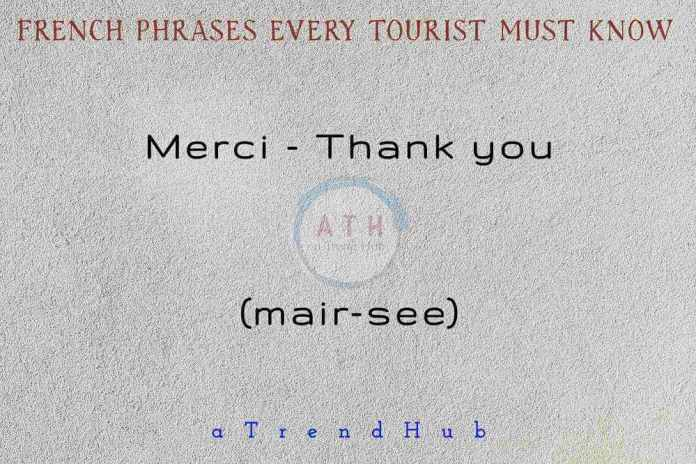 French Phrases and Words