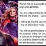Avengers: Endgame Dos and Don't list