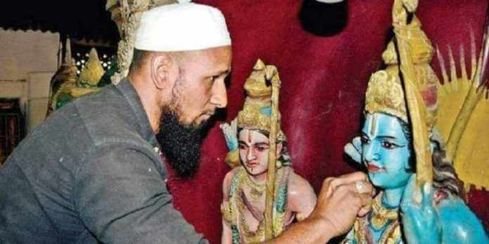 Saddam Hussein - The Care Taker Of A Ram Temple