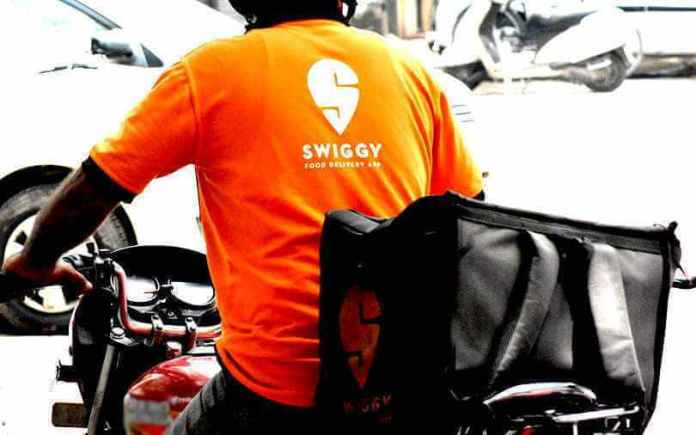 Image result for swiggy delivery boy abuses woman