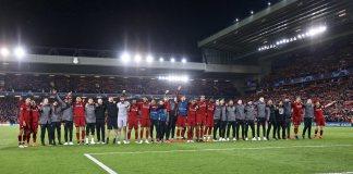 Champions League: Liverpool - Barcelona