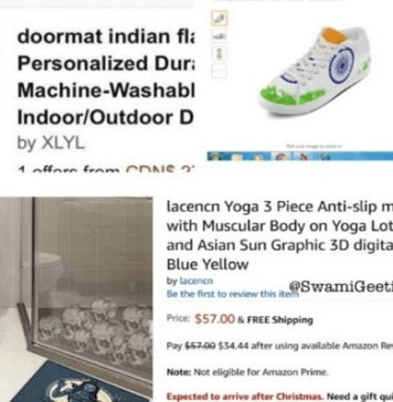 Amazon disrespecting Indians