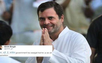 All Rahi Hai Congress Troll