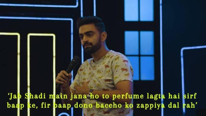 EP:01- Rahul Dua on family - Comedy Shots
