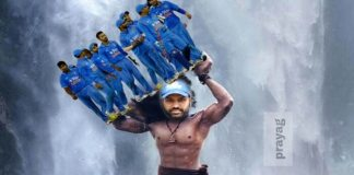 Rohit Sharma scored a century