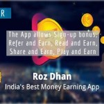 RozDhan App - Easy ways to make money online