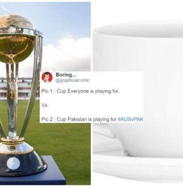 ICC Cricket World Cup: Pakistan vs Australia