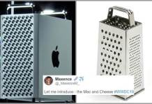 The Mac Pro and Cheese