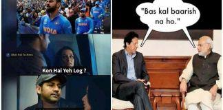 India-Pakistan WC Clash
