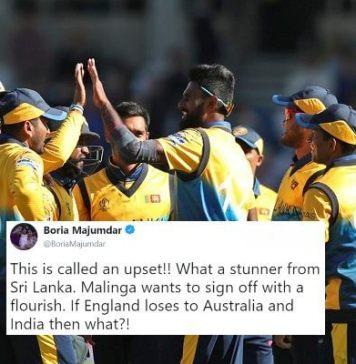 Sri Lanka Stunned England