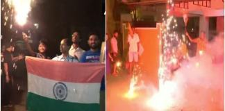Country Celebrated India's Win Over Pakistan