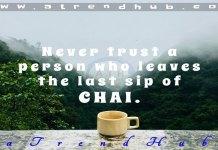 Chai Quotes