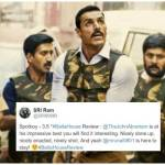 Batla House Twitter Review