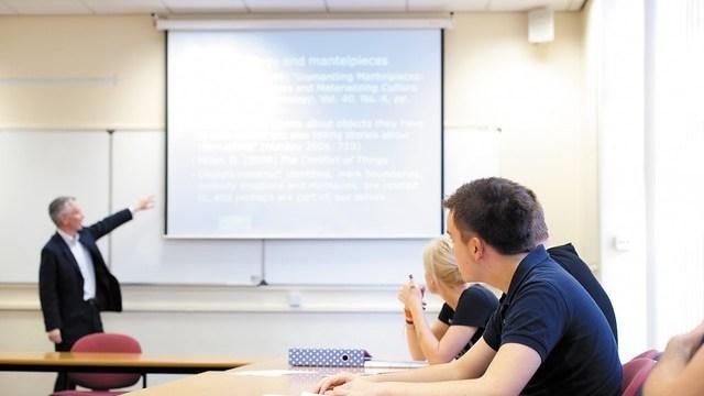 La apropiación del discurso académico en la educación superior