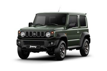 New Suzuki Jimny: 100 per cent baddass