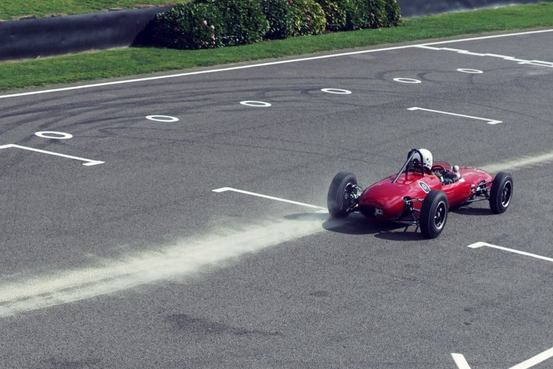 Goodwood Revival 2018: Red cars are always fastest
