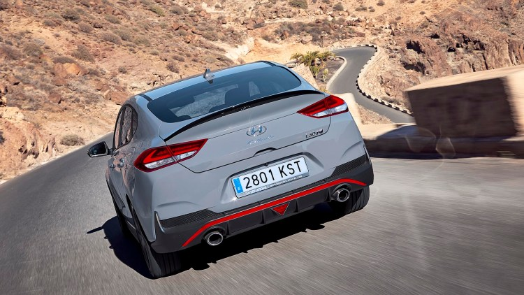 Hyundai i30 Fastback N review - A Tribe Called Cars