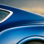 Bentley Continental GT review (2019): Rear arches and profile