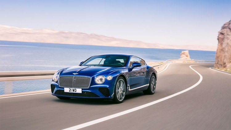 Bentley Continental GT review (2019): On an empty winding road by the sea (bliss)