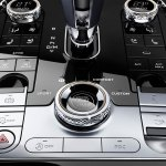 Bentley Continental GT review (2019): Centre console switches and automatic shifter