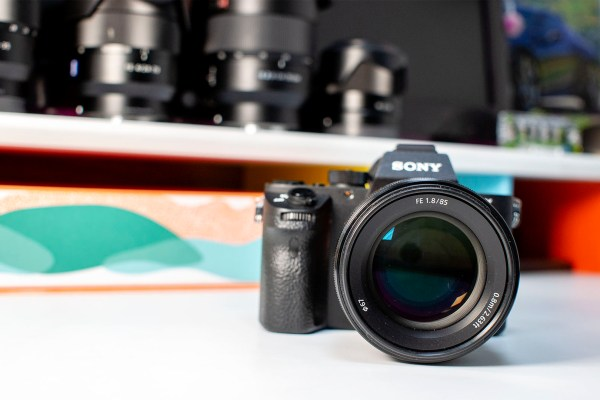 Best Sony lens for Alpha cameras: 24-70mm G Master and 85mm 1.8