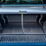 Ford Ranger Raptor rear opening