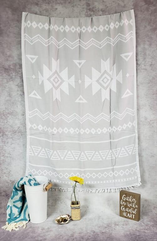 mila turkish towel