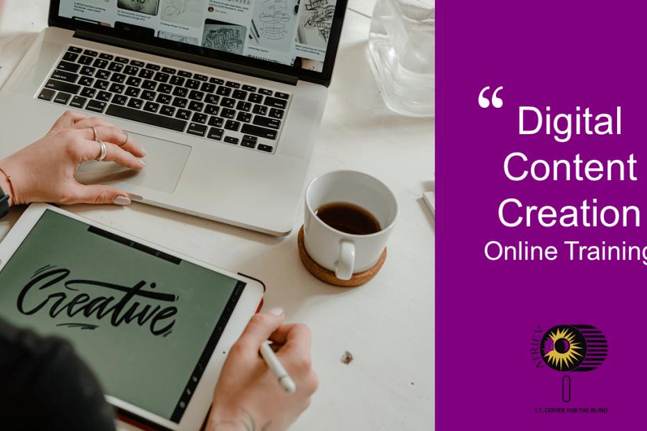 Digital Content Creation Training