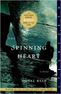 The Spinning Heart by Donal Ryan (US paperback cover)
