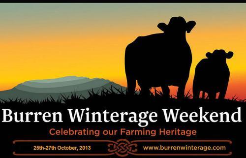 Burren WInterage Weekend