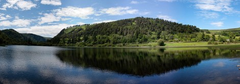 Glendalough, Co. Wicklow (Photo credit: Baku79, via a creative commons license on Flickr)