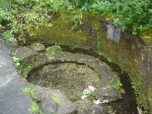 Irish holy wells