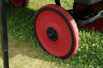 Wagon wheel.