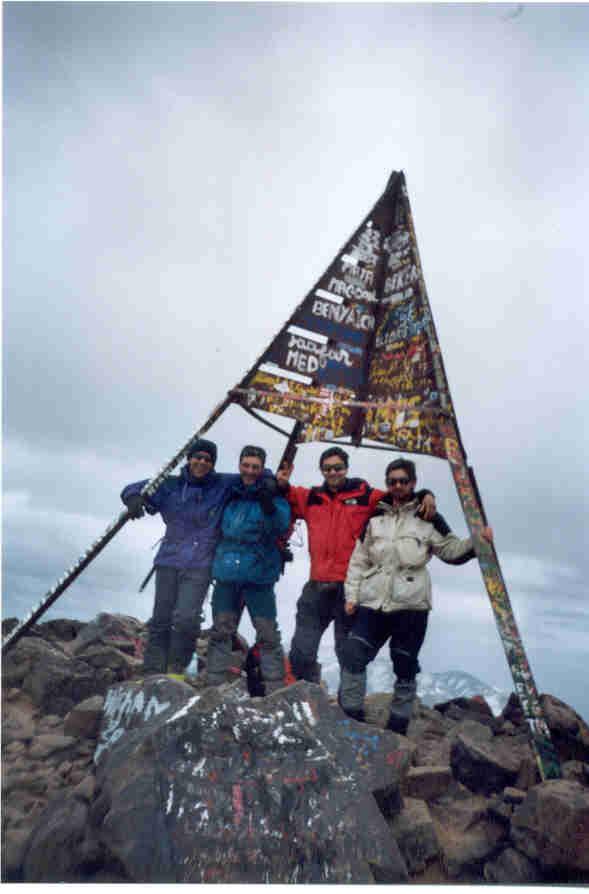 Cumbre del Toubkal