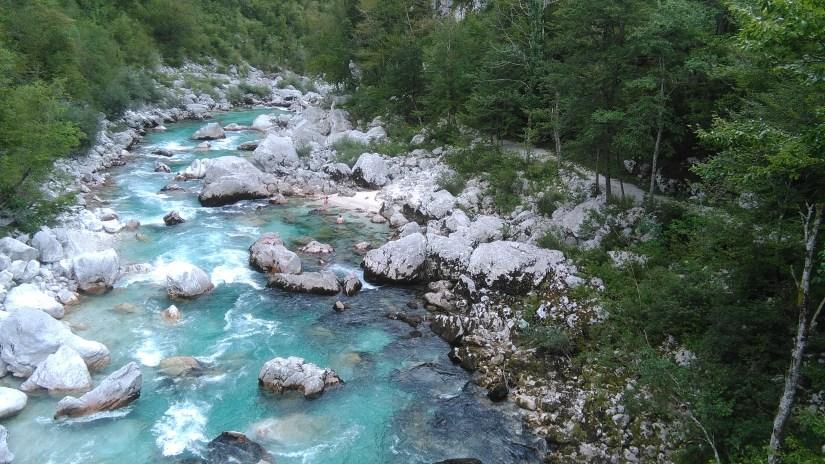 El rio Soka