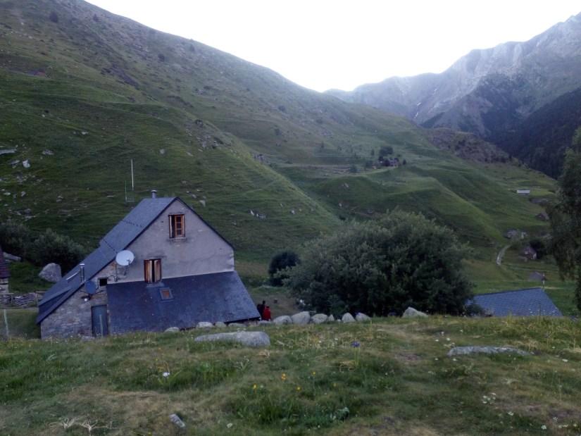 Refugio de Viadós Travesía Pirenaica Gr11