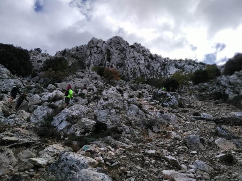 Ruta al Puig Campana