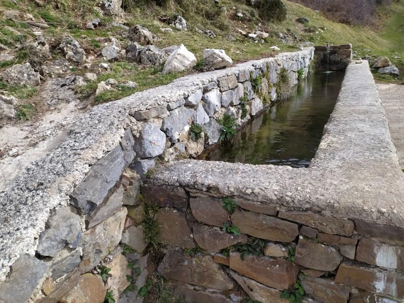 Pilon y fuente