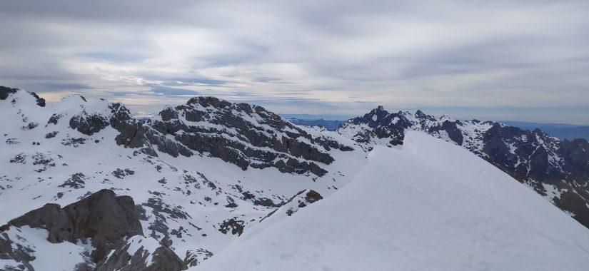 Vistas de los Picos de Europa