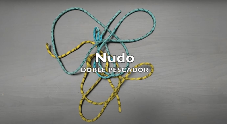 Video Nudo Doble Pescador