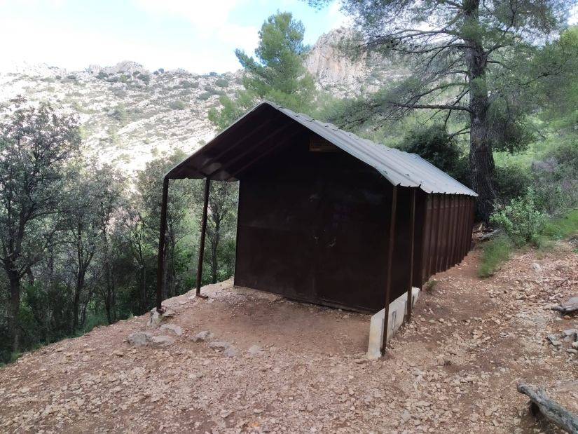 Refugio José Manuel Vera