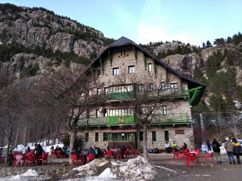 Refugio Casa de Piedra