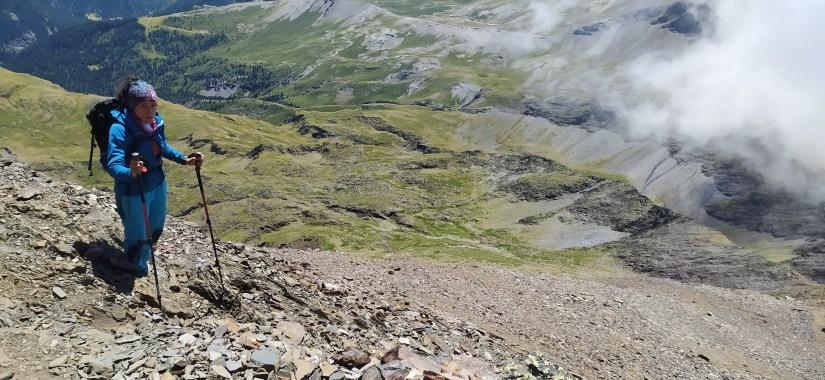Subir la Cresta de Culfredas
