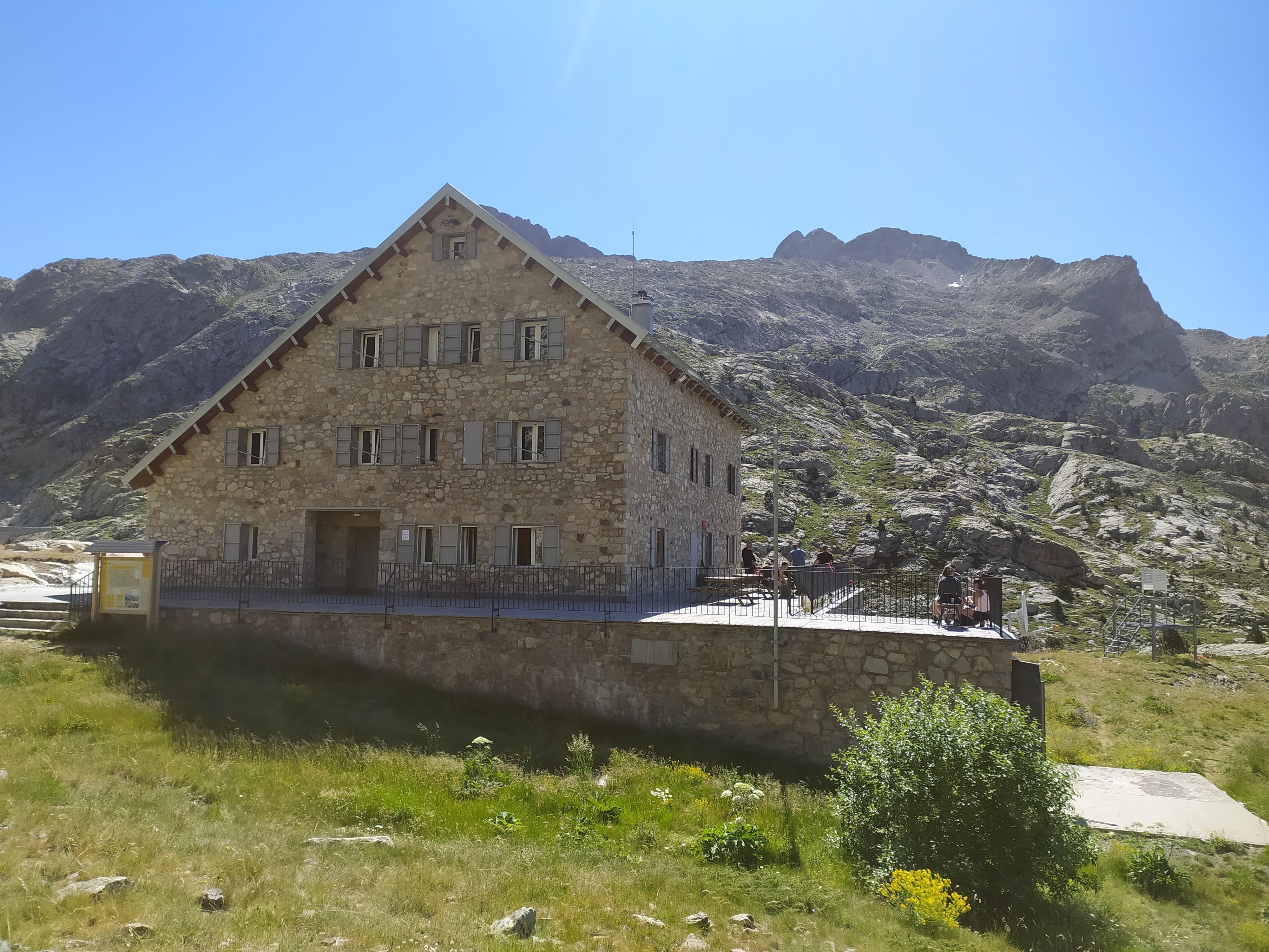 Refugio de Bachimaña