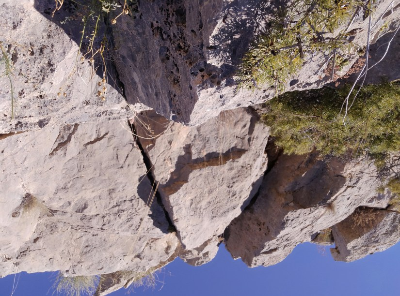 Pasos de escalada