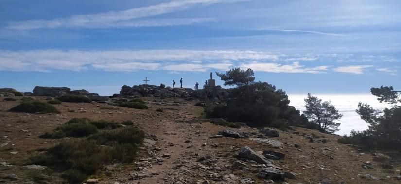 Cumbre del monte abantos
