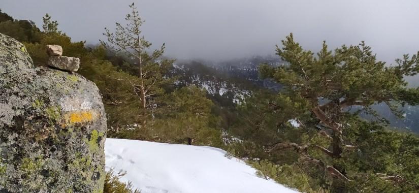 Ruta circular a Navacerrada desde Camorritos