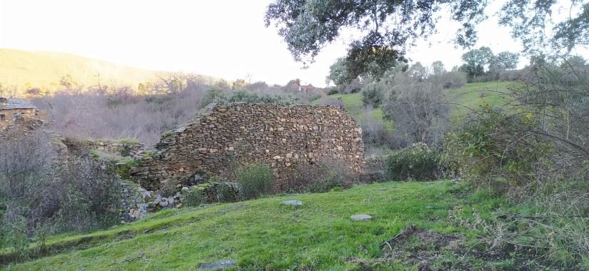 Ruinas en Matallana
