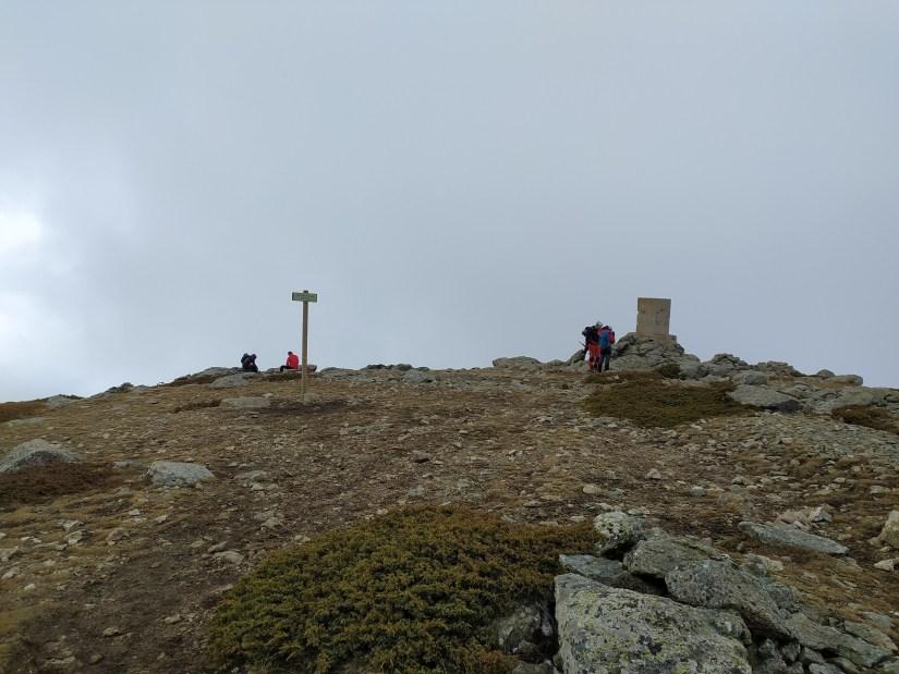 Ruta circular al Picos del Nevero